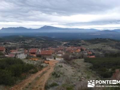 Circo de la Puebla. Sierra del Rincón;rutas senderos;actividades de madrid